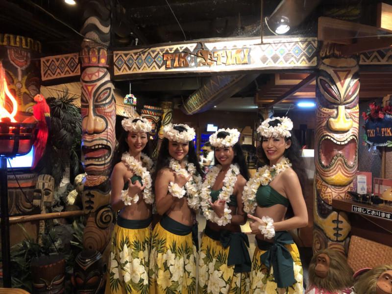 NEW Show Program at Tikitiki