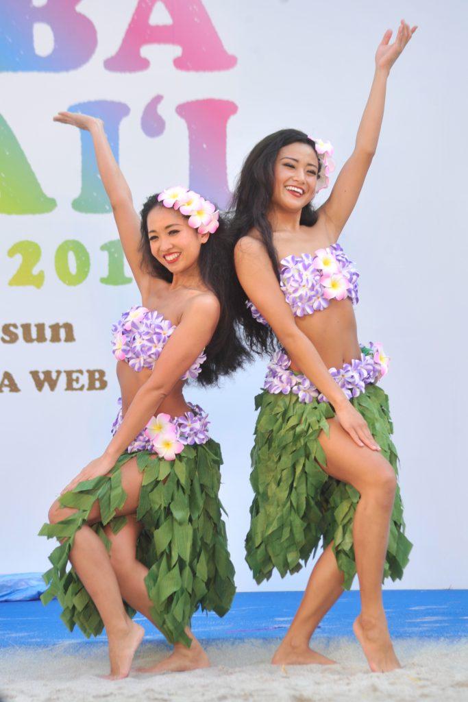 Odaiba Hawaii Festival 2019に出演します